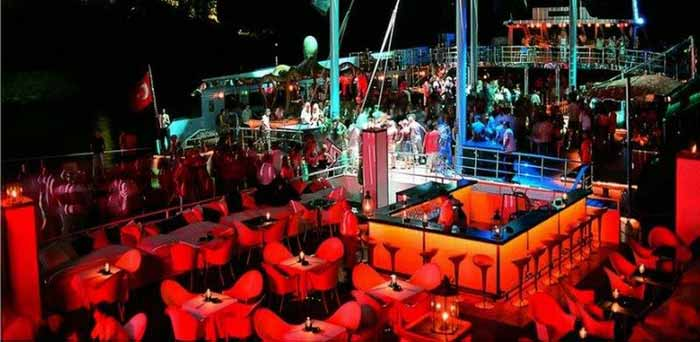 Club Catamaran Bodrum