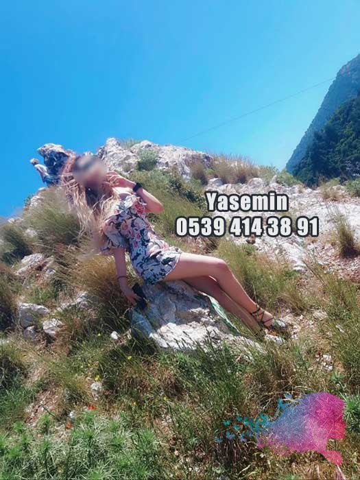 Escort Yasemin Photo: 6
